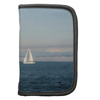 Planner-Scenic Puget Sound with Sailboat
