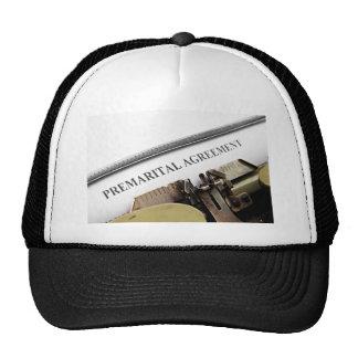 Planner Subject Trucker Hat