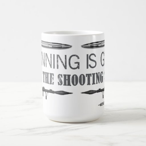 Planning Is Great... - mug