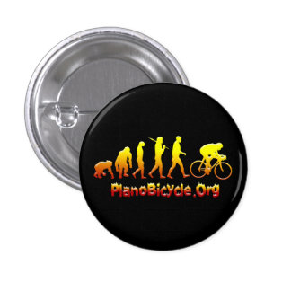 Plano Firestarter 3D Cycling Logo Pins