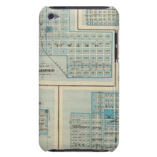 Plans of Chariton, Grand Junction Case-Mate iPod Touch Case