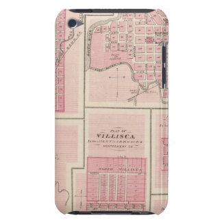 Plans of Glenwood, Denison, Hastings iPod Touch Cases