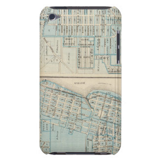 Plans of Lyons and Clinton, Clinton County Case-Mate iPod Touch Case
