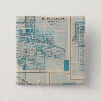 Plans of Mt Plessant, Toledo Button