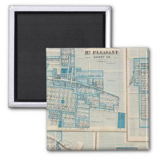 Plans of Mt Plessant, Toledo Magnet