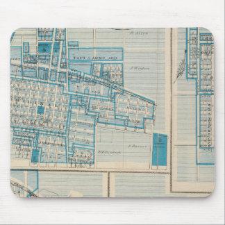 Plans of Mt Plessant, Toledo Mousepad