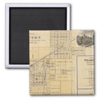 Plans of Newton, Prairie City Magnet