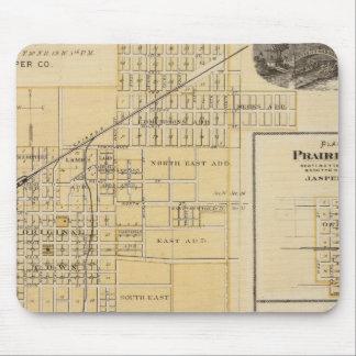 Plans of Newton, Prairie City Mouse Pad
