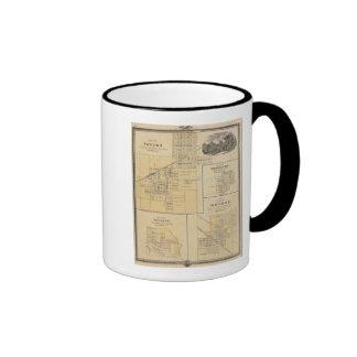 Plans of Newton, Prairie City Ringer Mug