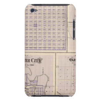 Plans of Osage, West Union iPod Touch Covers