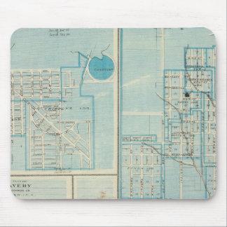 Plans of Shenandoah, Bedford Mouse Pad