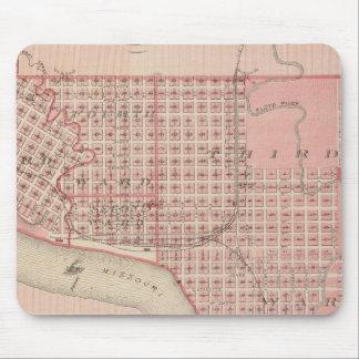 Plans of Sioux City, Le Mars Mouse Pad