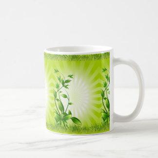 plant-158798 CAUSES ENVIROMENT CARING MOTIVATIONAL Coffee Mug