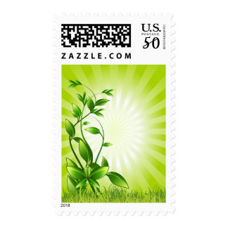 plant-158798 CAUSES ENVIROMENT CARING MOTIVATIONAL Postage
