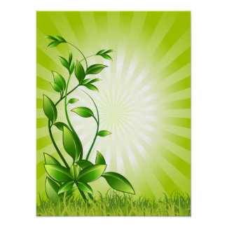 plant-158798 CAUSES ENVIROMENT CARING MOTIVATIONAL Poster