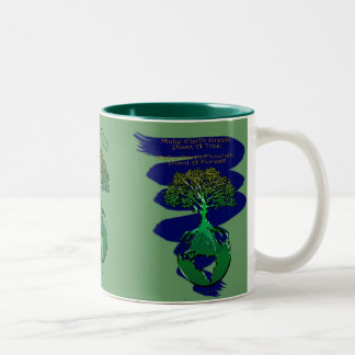 PLANT A FOREST Collection Coffee Mugs