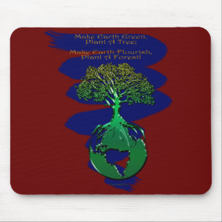 PLANT A FOREST Collection Mouse Pad