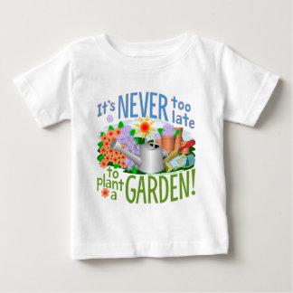 Plant a Garden Baby T-Shirt