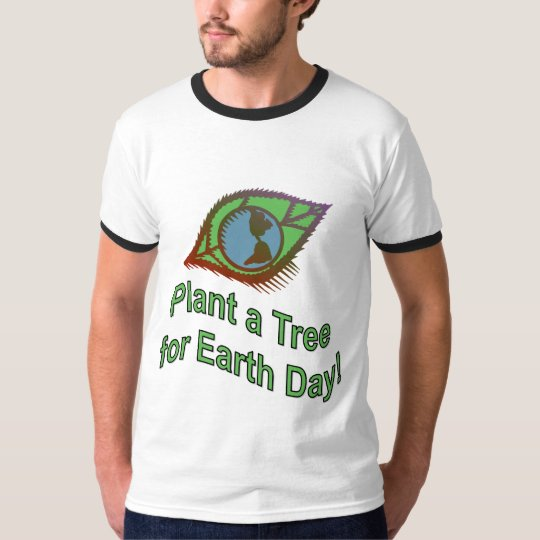 Plant a Tree for Earth Day 5 T-Shirt