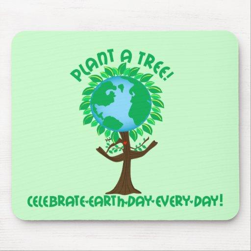 Plant a Tree Mouse Mats