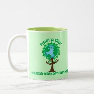 Plant a Tree mug