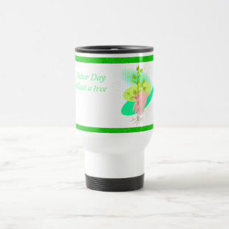 Plant A Tree - Stainless Steel Travel Mug