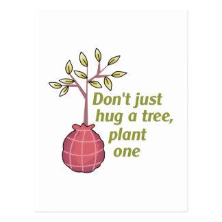 PLANT A TREE POSTCARD
