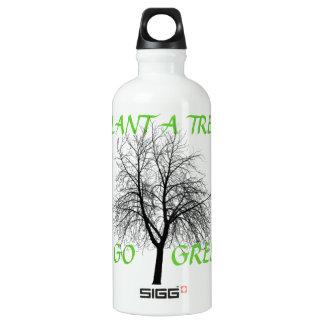 PLANT A TREE SIGG TRAVELER 0.6L WATER BOTTLE