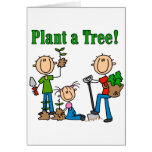Plant a Tree T-shirts and Gifts Cards