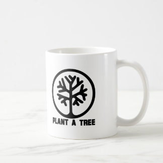 Plant a Tree TShirt Coffee Mug