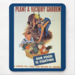 Plant a Victory Garden Mouse Pad