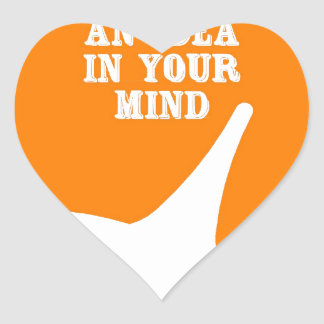 Plant An Idea In Your Mind Sticker