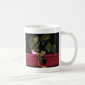 Plant at Night Coffee Mug