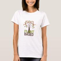 Plant Based Fall Tree T-Shirt
