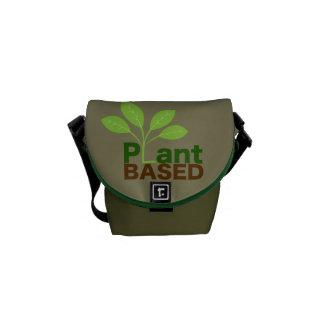 Plant Based Mini Messenger Bag