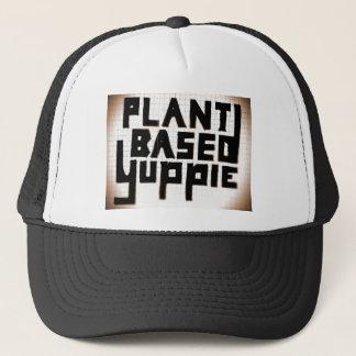 Plant-Based Yuppie Tee Trucker Hat