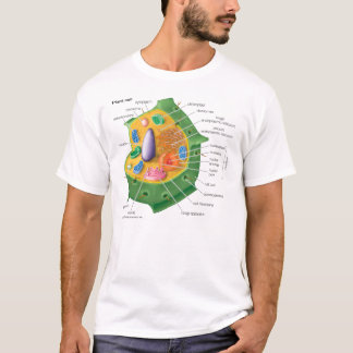 Plant Cell GET EDUCATED T-Shirt