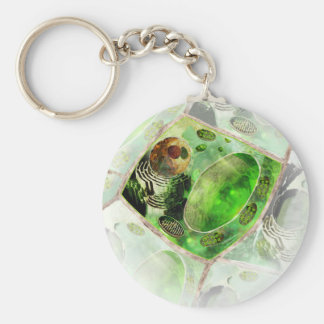 Plant Cell key chain