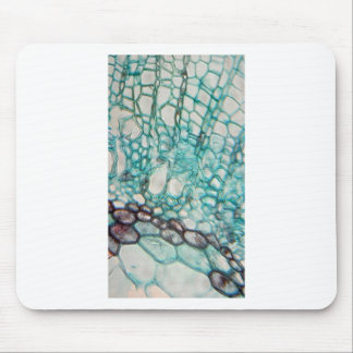 plant cells micrography mouse pad