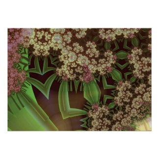 plant devas grasshoppers among drying flowers 2 posters