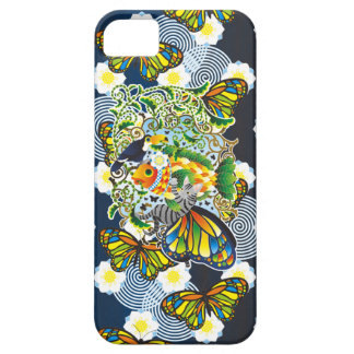 Plant fish and cat butterfly and onioohashi (Plant iPhone SE/5/5s Case