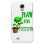 Plant For President Galaxy S4 Case