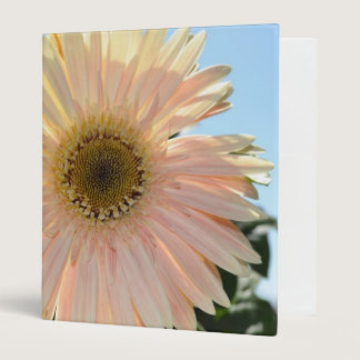 Plant for the Cure Flower 3 Ring Binder