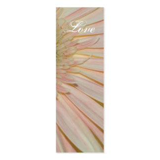 Plant for the Cure Flower Bookmark Business Cards