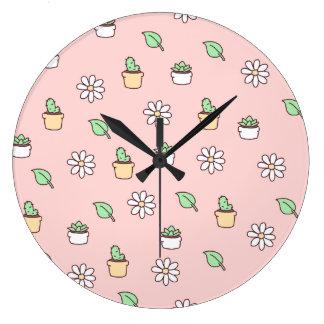 Plant Hoe Clock
