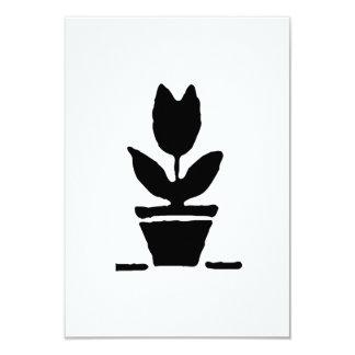 Plant in Flower Pot Announcement