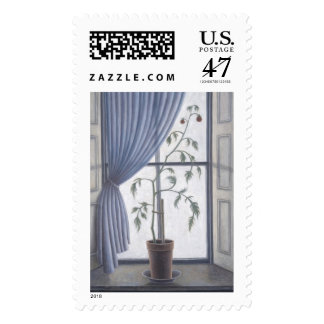 Plant in Window 2003 Postage