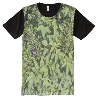 Plant leaf All-Over print t-shirt