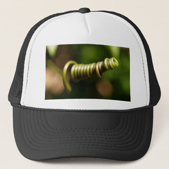 plant  leaves trucker hat