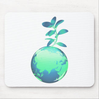 Plant Life Mouse Pad
